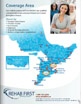 Geographic coverage Brochure Cover